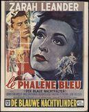 Der blaue Nachtfalter | Le phalène blue | De blauwe nachtvlinder, [Gent], juli 1960