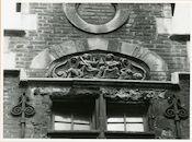 Gent: Kraanlei 73: Gevelsteen