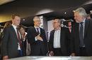 Officiële Opening toeristisch infokantoor Oude Vismijn 42