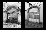 Gent: Bonifantenstraat: toegangspoort