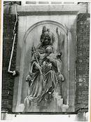 Gent: Karel Lodewijk Dierickxstraat 28: Gevelsteen, 1979