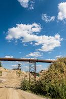 Zandwinning Oud vliegveld Oostakker