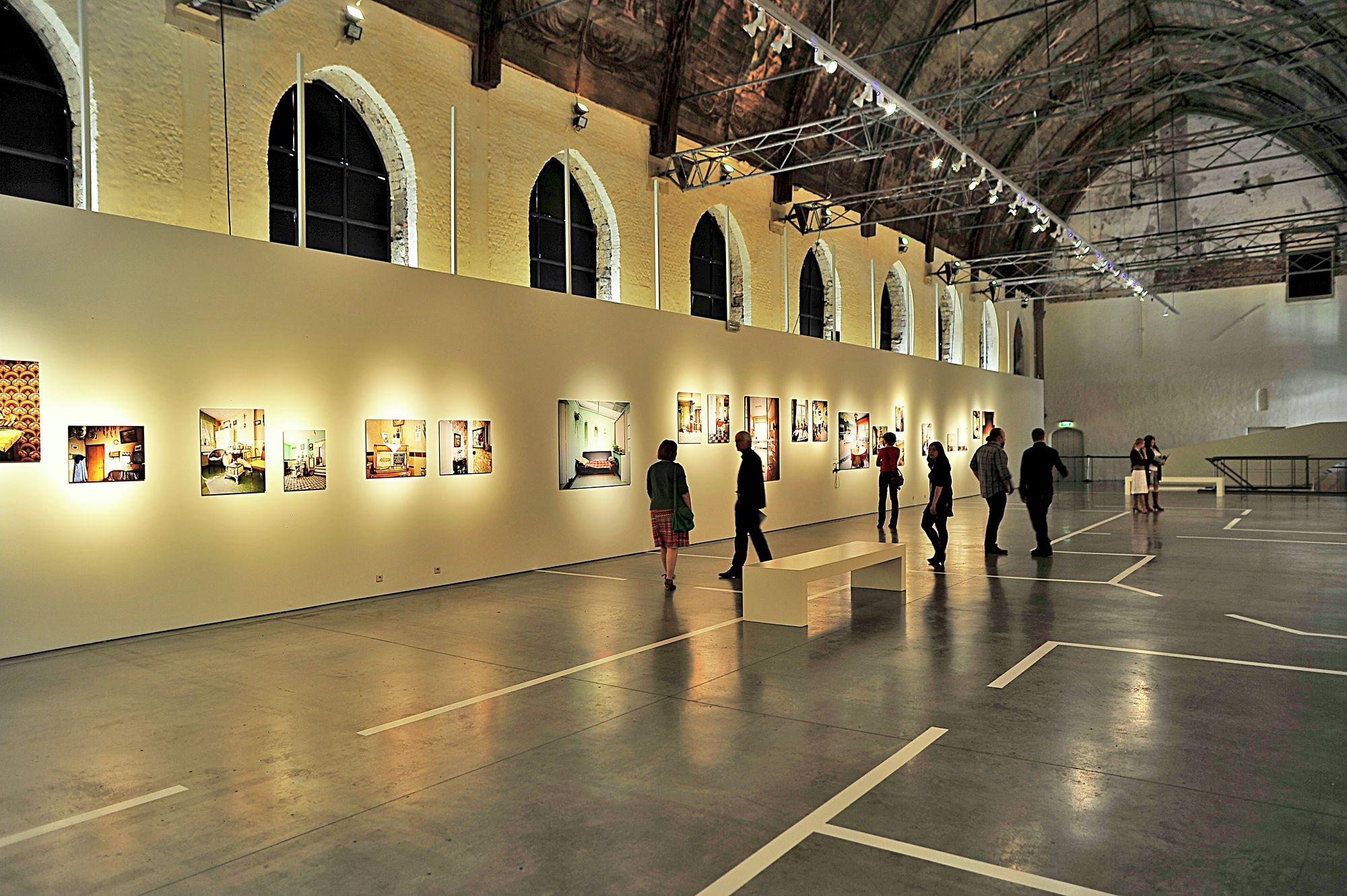 tentoonstelling in de Sint-Pietersabdij