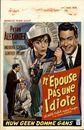 n' Epouse pas une Idiote   Ich zähle täglich meine Sorgen   Huw geen Domme Gans, 1961