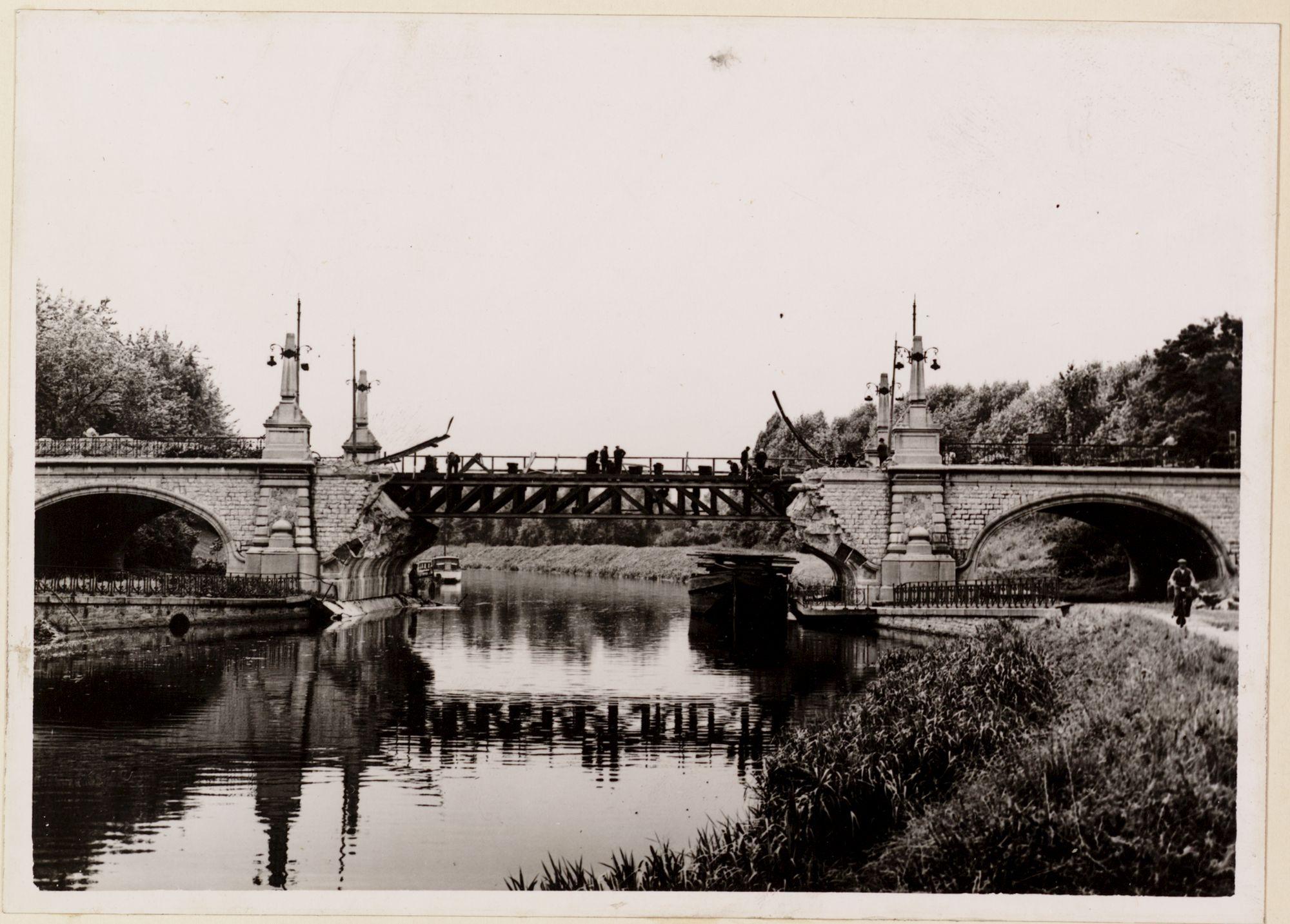 Gent: Koning Albertbrug