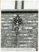 Gent: Ekkergemstraat 143: gevelanker, 1979