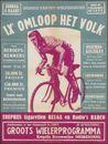 IXe Omloop Het Volk, voor Beroepsrenners, Onafhankelijken, Liefhebbers, Nieuwelingen, Opening van het Wielerseizoen, onder reglement van K.B.W.B, Gent, zondag 8 maart 1953