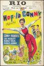 Hop-là Conny, Rio, Gent, 1 - 4 juli 1960