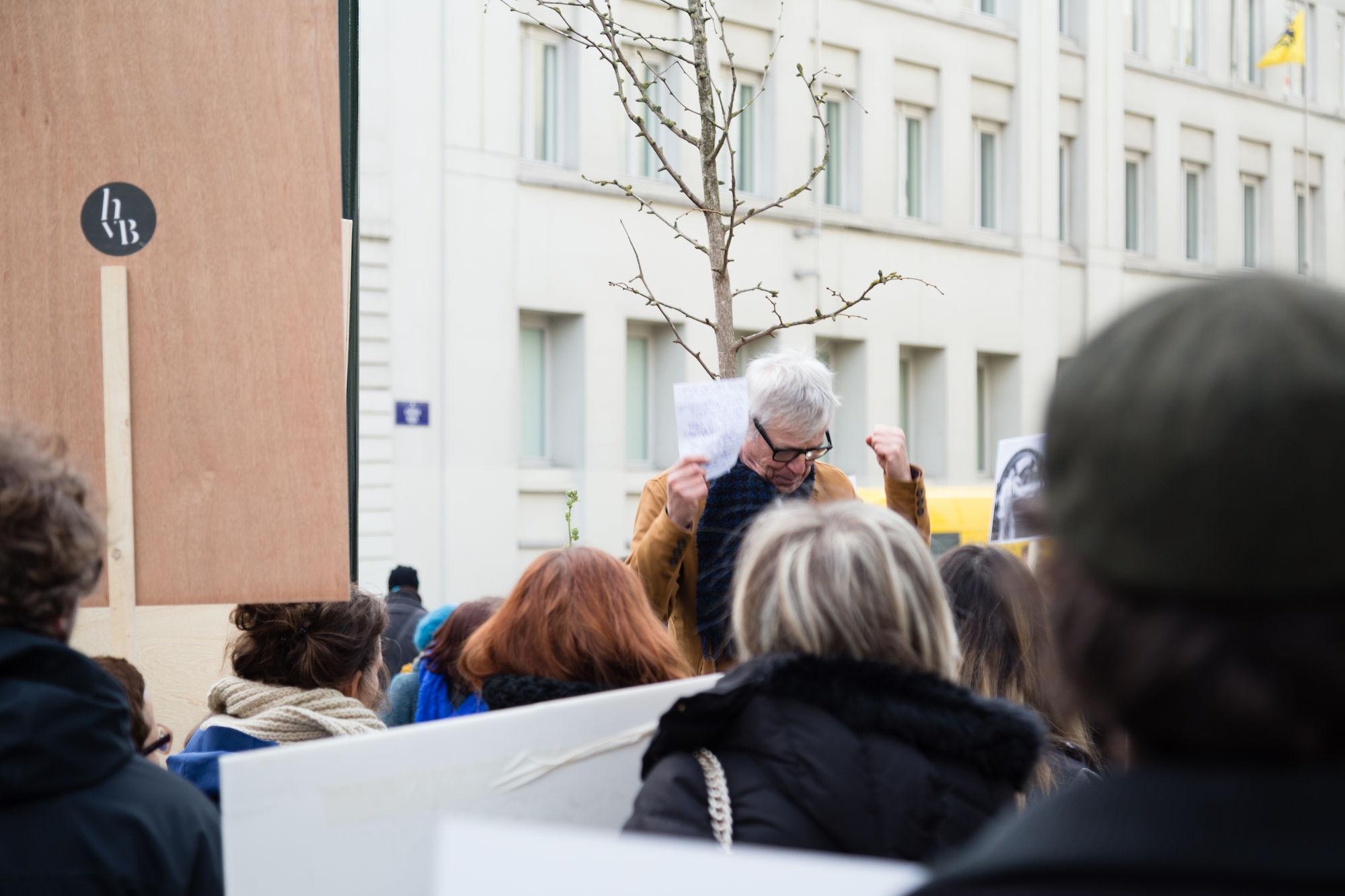 Manifestatie #beloftemaaktschuld