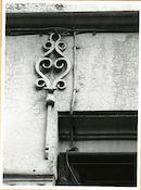 Gent: Drabstraat 12: gevelanker, 1979